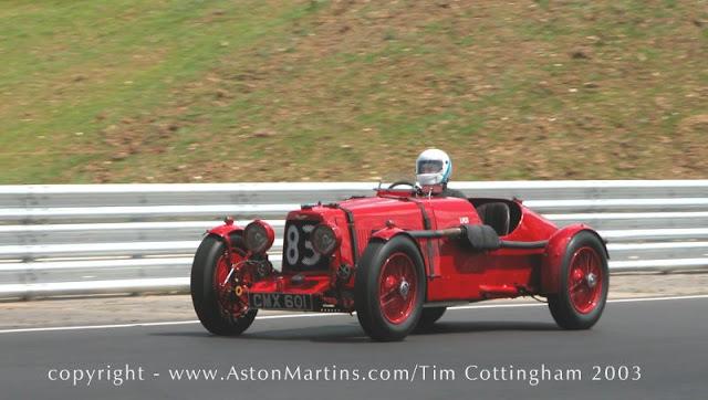 Aston Martin LM21, 1935 г.