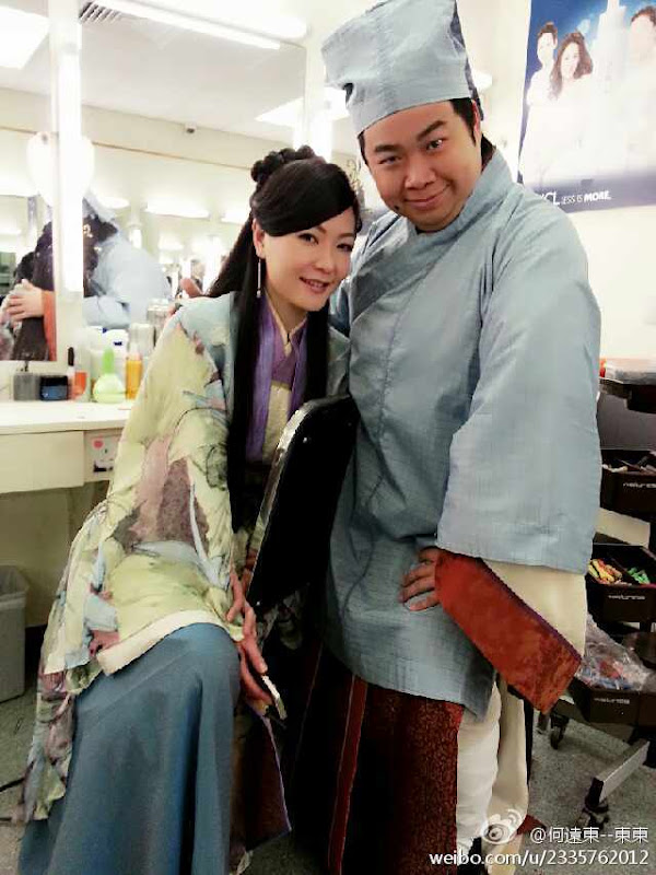 Anthony Ho Yuen Tung / He Yuandong China Actor