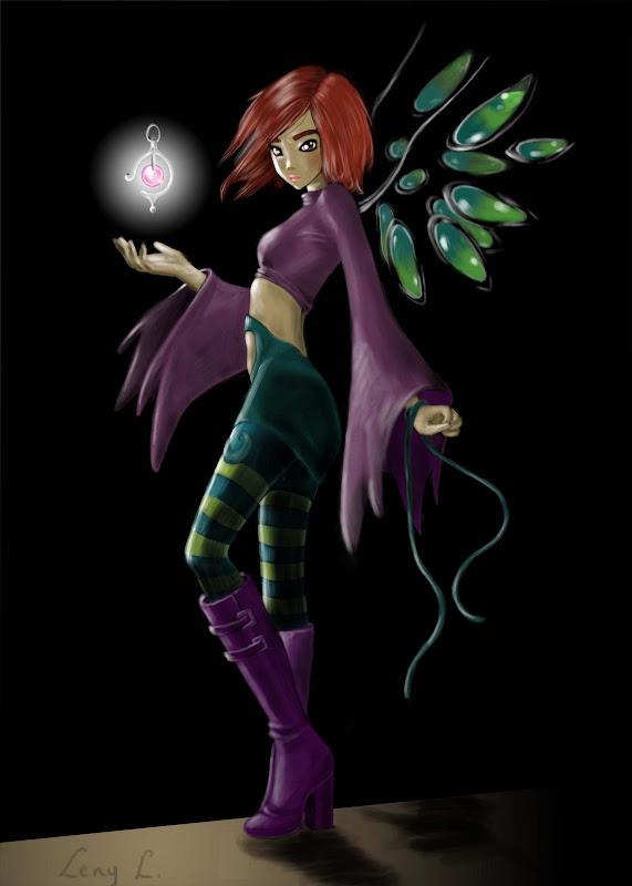 Witch Will Vandom, Pretty Witches