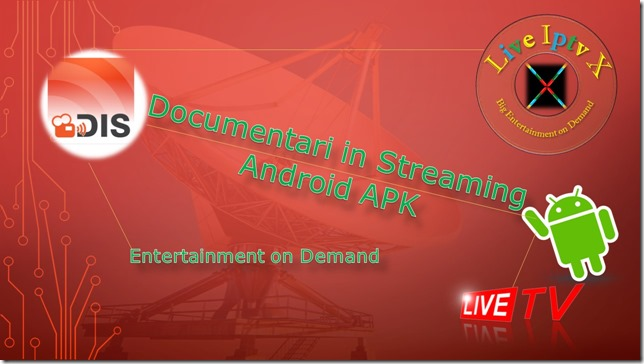 Documentari in Streaming - DIS APK
