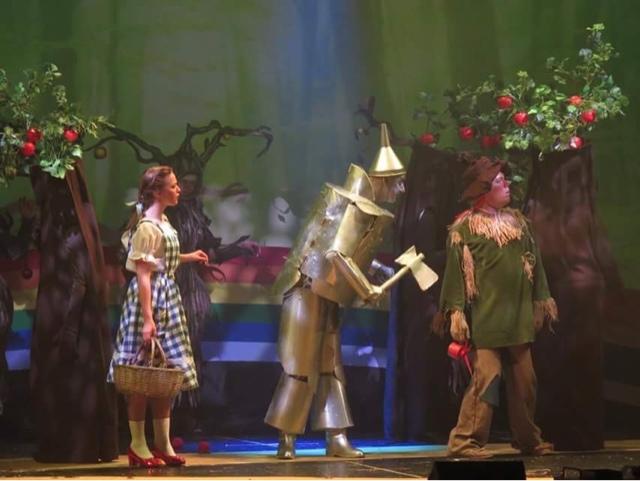 Theatre Review: The Wizard of Oz - Church Hill Theatre, Edinburgh ✭✭✭✭