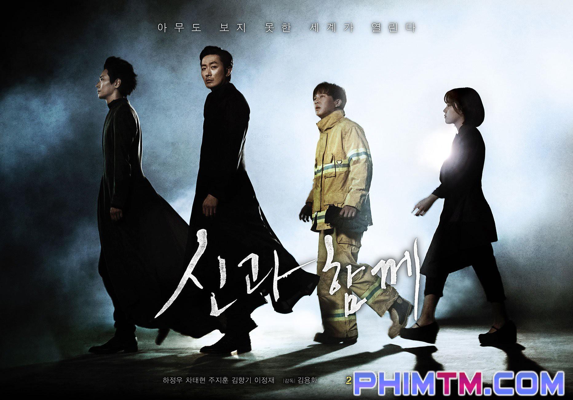 Thử Thách Thần Chết: Bom tấn 800 tỉ mãn nhãn đập tan định kiến về kĩ xảo phim Hàn - Ảnh 1.