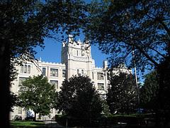 Curtis High School, Hamilton Ave.