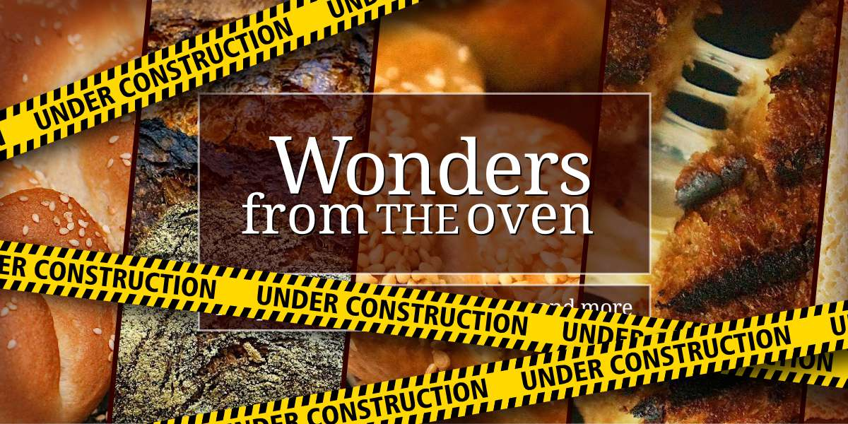 Wonders From The Oven