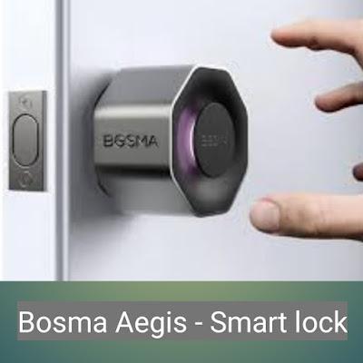 Bosma Aegis, LATESt tech gadget 2020