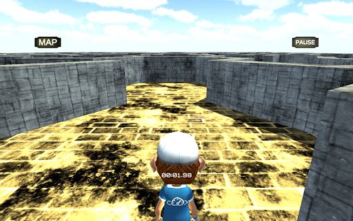 Capturas de pantalla de Epic Maze Boy 3D 6