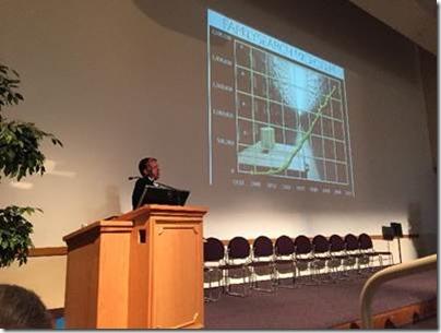 罗伯特 Kehrer displays the Ancestry Insider'S家庭研究微杂散生长图。