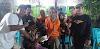 Wakil Sekretaris PP Enhari dan Ketua B2P3 Riau Oyong Tanjung beserta Rombongan menghadiri Tahlilan