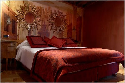 Red Luxury Bedrooms chocolate and red bedroom bedroom decorating ideas brown and teal