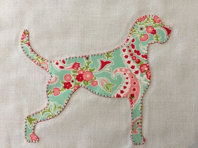 Stitching By A Cornish Seashore A Boxer Dog Themed Quilt