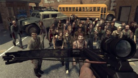Screen Shot Of The Walking Dead Survival Instinct (2013) Full PC Game Free Download at alldownloads4u.com