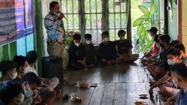 Terapkan Protokol Kesehatan, Wakil Ketua DPRD Pasbar Gelar Reses di Jorong Pasa Lamo