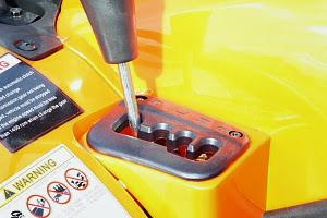 500cc ATV Gear Selector
