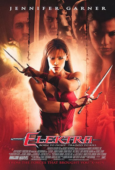 Poster Of Elektra (2005) Full Movie Hindi Dubbed Free Download Watch Online At Alldownloads4u.Com