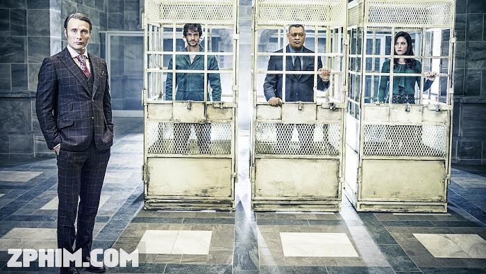 Ảnh trong phim Sát Nhân Máu Lạnh 2 - Hannibal Season 2 1