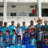Blue Day Celebrations at Swarnapuri Branch