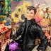 Elvis Presley in Black Leather Jacket Appears in Autumn