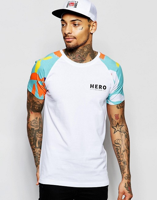 Мужская футболка Heros Heroine