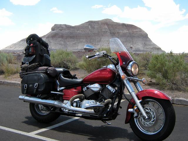 High-Mileage V-Star?   Adventure Rider