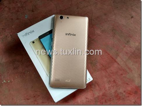 Impresi Pertama Infinix Hot 3 X553