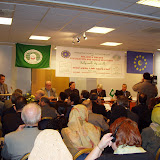 Conferencia en Malmo (Suecia) 6-12-03