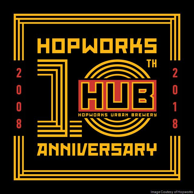 Hopworks Announces 10th Anniversary Celebrations