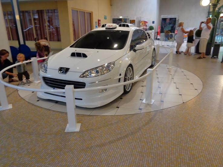 Musée de l'aventure Peugeot à Sochaux DSC01355