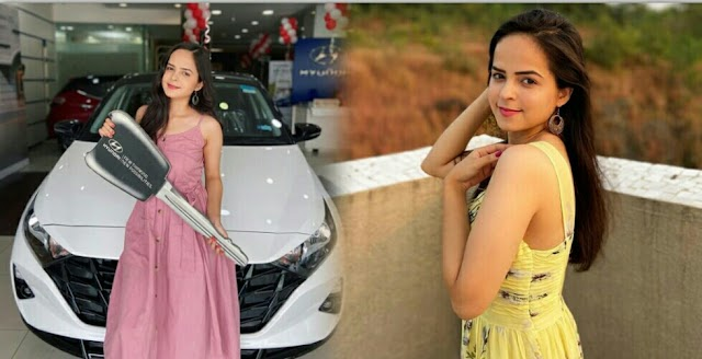 तारक मेहता की अभिनेत्री ने एक चमचमाती ब्रांडेड नई कार खरीदी, अपने माता-पिता के नाम एक भावनात्मक पत्र लिखा