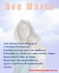 <b><center>Ave Maria</b></center>