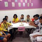 Interhouse Spellathon Competiton (Grade III-V) 16-9-2017