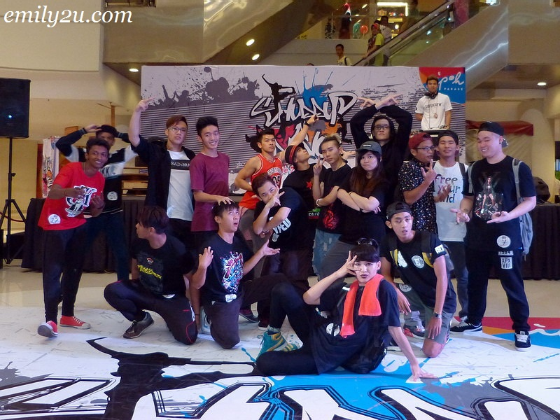 Shuddup 'N Dance Volume 2: Ipoh Parade - Freestyle Solo Battle Auditions