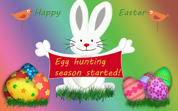 Uskrs besplatne pozadine za desktop 2560x1600 slike čestitke blagdani jaja zec free download Happy Easter