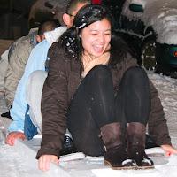 Sigma Snow Day Mixer