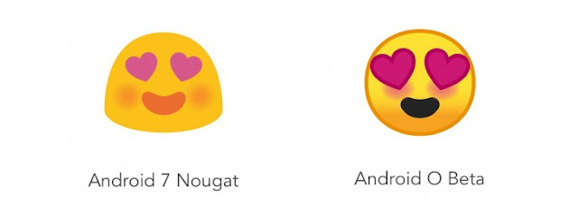 Have A Look At The New Android O Emojis - They're Amazing 3