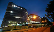 The Discovery head office in Sandton.