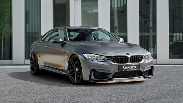 BMW M4 GTS by G-Power