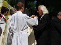 31 Áldozás a szentmise végén.JPG
