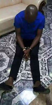 *The Police men who Kidnapped man at His Enugu Residence has been arrested and detained