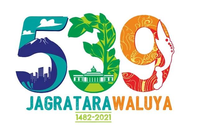 Jagratara Waluya, Tema Hari Jadi Bogor (HJB) ke-539