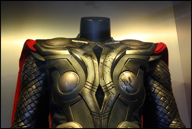 Marvel Avengers S.T.A.T.I.O.N. London Thor's Armour