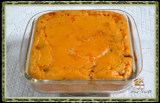 Torta de carne moída da Selle 1