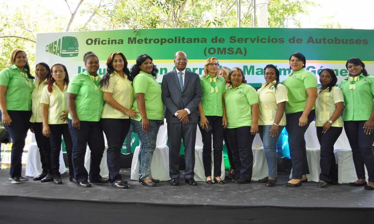 OMSA reapertura Corredor Máximo Gómez; será operado 100 por ciento por Mujeres