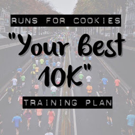 Training plan to run a PR in the 10K