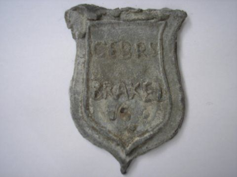 Naam: BrakelPlaats: HaarlemJaartal: 1950