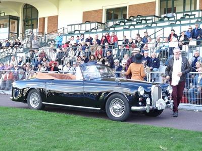 2016.10.02-082 1er prix youngtimers 31 Alvis TD 21 cabriolet Park Ward 1961