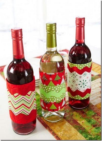 decorar botellas navidad todonavidad info (13)