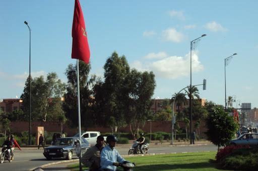 de Marokkaanse vlag.JPG