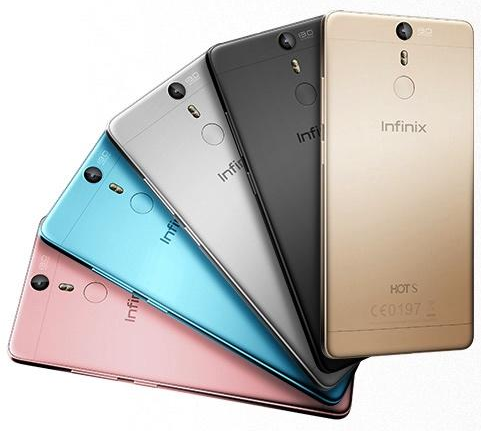 features, Specification and price of Inifnix Hot S X521