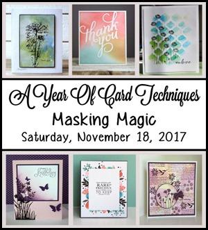 Masking Magic Blog Hop Graphic