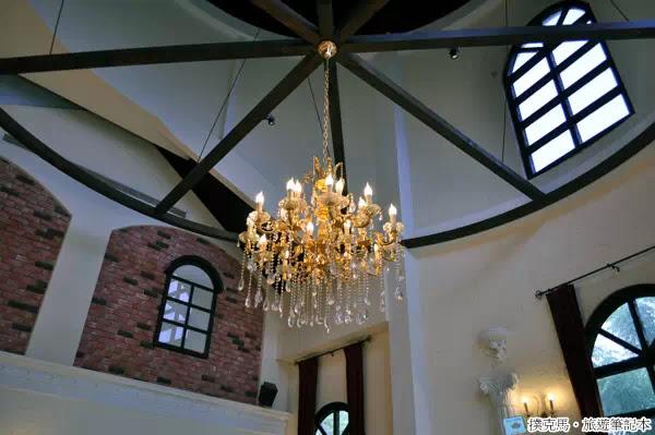 富林園洋菓子吊燈
